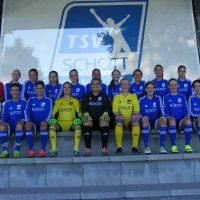 Das Team der C-Juniorinnen Saison 2016/2017