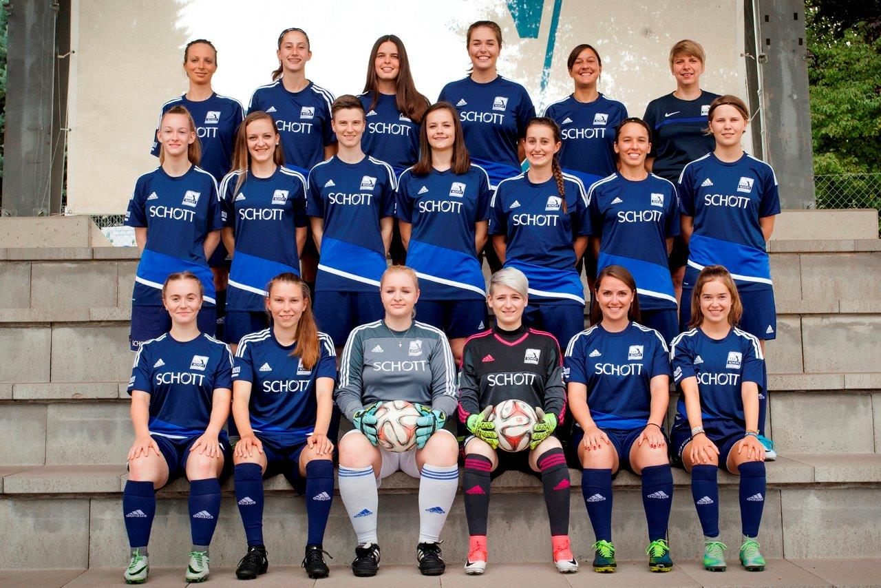 TSV SCHOTT Mainz Frauen 2