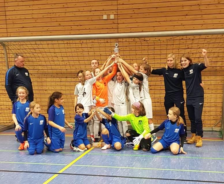 Turniersieg E-Junioren in Gensingen-Grolsheim + 5.Platz