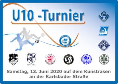 Vorankündigung U10-Turnier