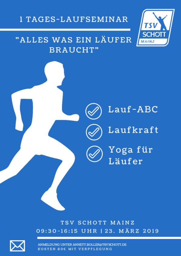 Alles Was der Läufer braucht
