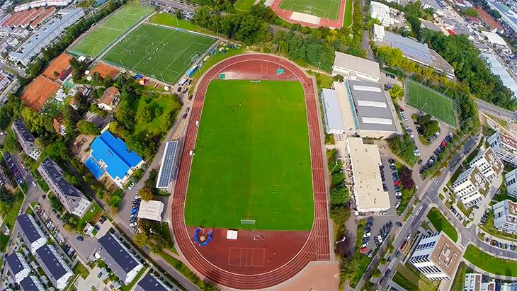 TSV SCHOTT Mainz e.V., Otto-Schott-Sportzentrum