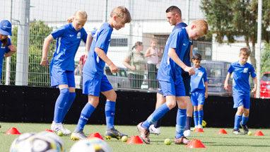 TSV Schott Fußballschule
